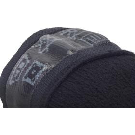 Sealskinz Waterproof All Weather Socken Knöchelhoch black/grey